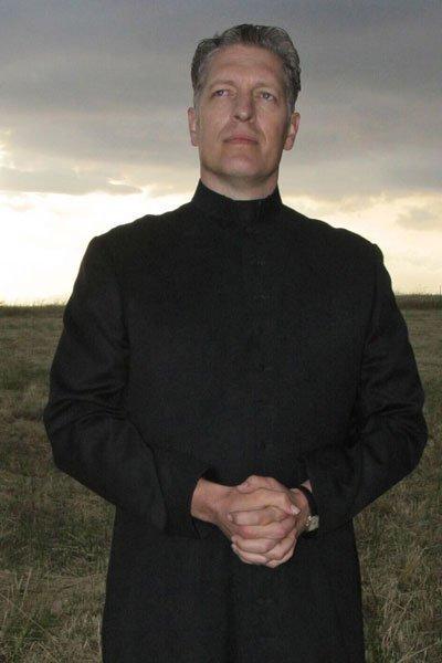 Clancy Brown as Brother Justin Crowe