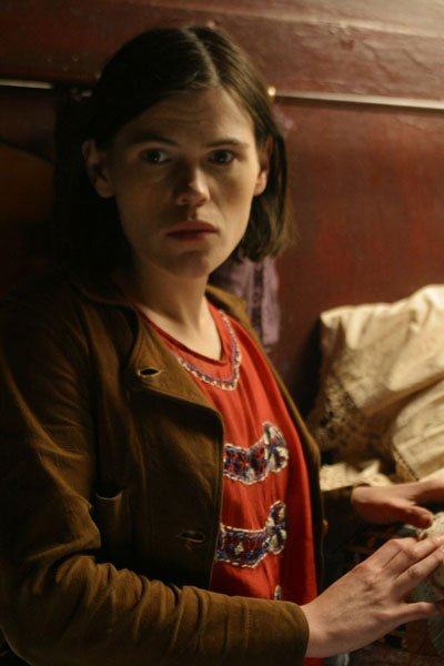 Claire DuVall as Sophie.