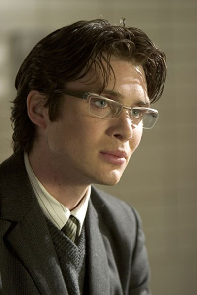 Cillian Murphy as Dr. Jonathan Crane