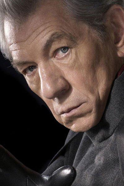 Ian McKellen as Erik Lehnsherr / Magneto.