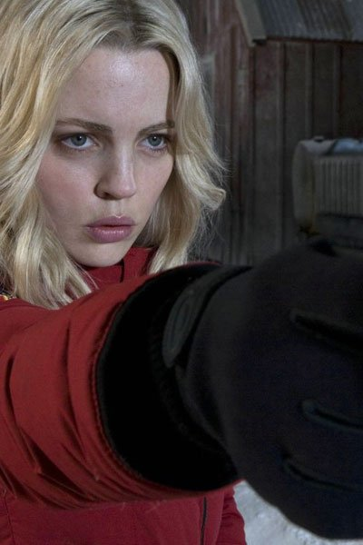 Melissa George in 30 Days of Night.