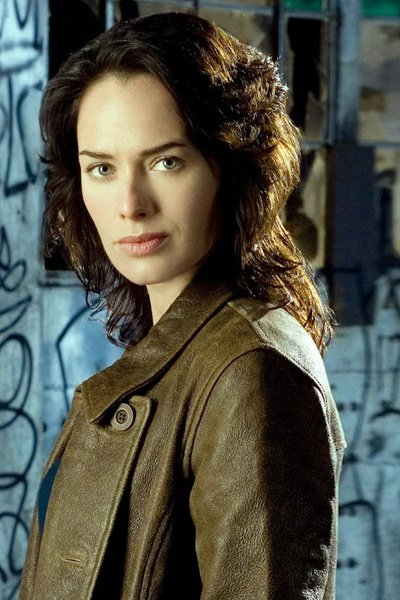 Lena Headly as Sarah Connor