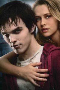Warm Bodies - Zombies as teen angst.