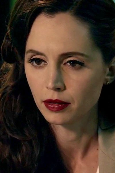 Eliza Dushku as Silk the Detective.