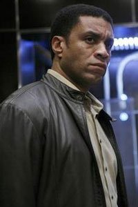 Harry J. Lennix as Echo's hander Boyd Langton