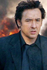 John Cusack as the battle weary hit man.